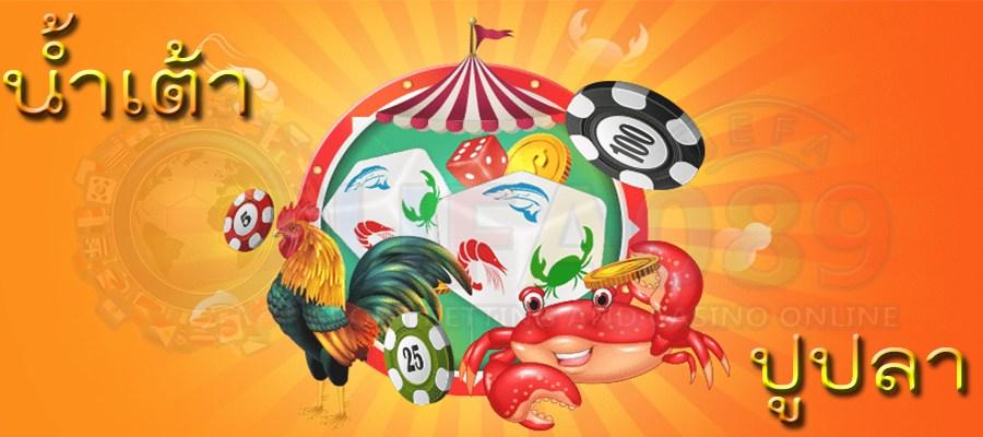 น้ำเต้าปูปลา ประวัติความเป็นมาของเกมคาสิโน